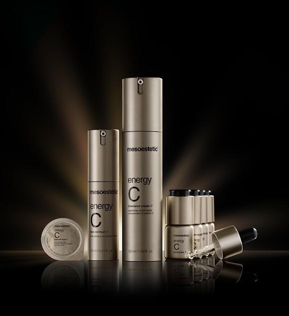 éclat behandeling voor energie C - gelaat- en huidverzorging