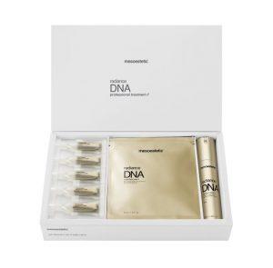 gelaat- en huidverzorging behandeling met Radiance DNA