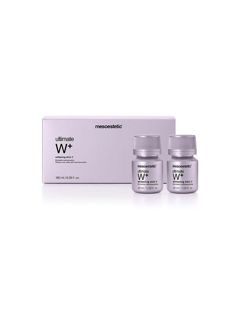 Ultimate W+ voeddingssupplement bij huidcoach Angenies