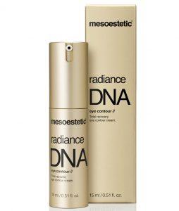 Radiance DNA van mesoestetic tegen wallen