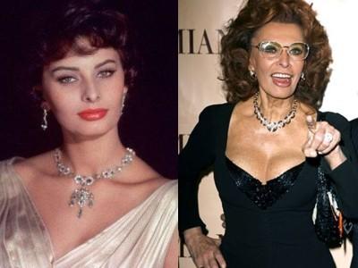 Sophia Loren leeftijd en huidverzorging bij huidcoach Angenies