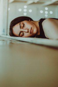 Slapen en huid